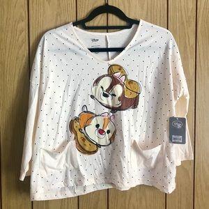 Chip and Dale Disney Sleep Shirt